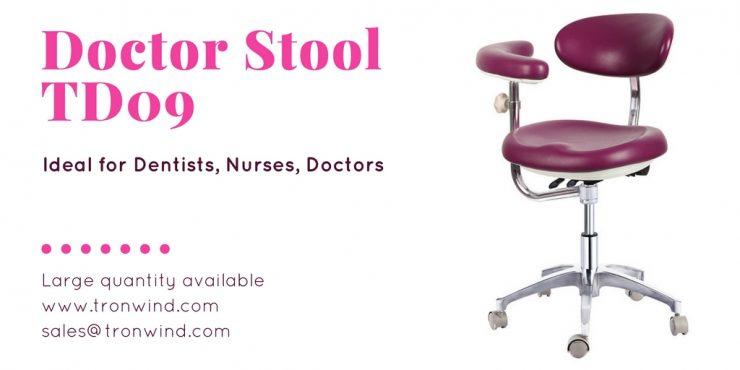 Tronwind Doctor stool dental stool nurse stool