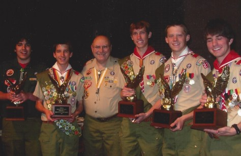 Scout Master's Trophy