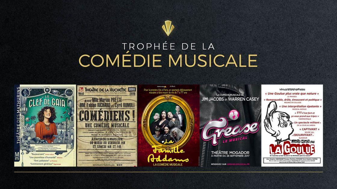 Trophée de la Comédie Musicale