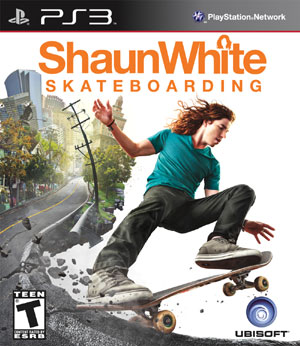 Shaun White Skateboarding Trophy Guide