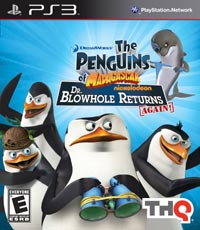 Penguins of Madagascar: Dr. Blowhole Returns - Again! Trophy Guide