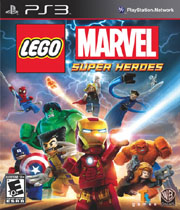 LEGO Marvel Super Heroes Trophy Guide