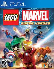 LEGO Marvel Super Heroes Trophy Guide