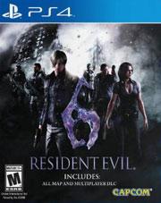 Resident Evil 6 Trophy Guide
