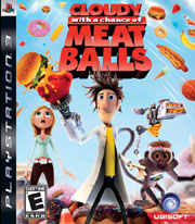 Cloudy With A Chance Of Meatballs Trophy Guide