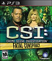 CSI Fatal Conspiracy Trophy Guide