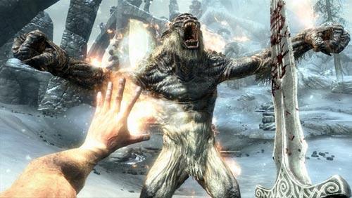 Elder Scrolls V Skyrim Review