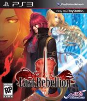 Last Rebellion Trophy Guide