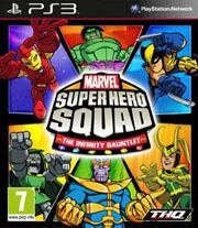 Marvel Super Hero Squad The Infinity Gauntlet Trophy Guide