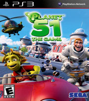 Planet 51 The Game Trophy Guide