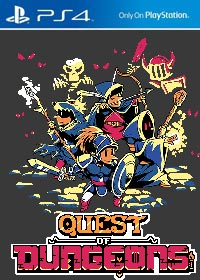 Quest of Dungeons Trophy Guide