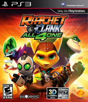 Ratchet and Clank All 4 One Trophy Guide