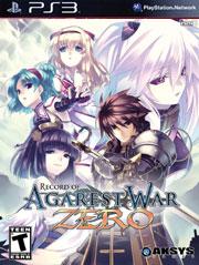 Agarest Generations of War Zero Trophy Guide