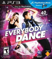 Everybody Dance Trophy Guide