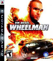 Wheelman Trophy Guide