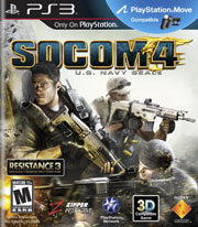 SOCOM 4 US Navy SEALs Trophy Guide