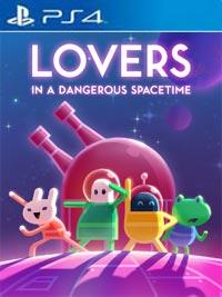 Lovers in a Dangerous Spacetime Trophy Guide
