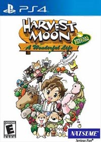 Harvest Moon A Wonderful Life Special Edition Trophy Guide