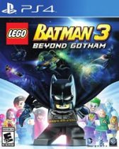 LEGO Batman 3 Beyond Gotham Trophy Guide PS4