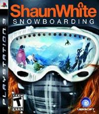 Shaun White Snowboarding Review
