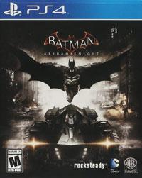 Batman Arkham Knight Trophy Guide
