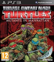 Teenage Mutant Ninja Turtles Mutants in Manhattan Trophy Guide