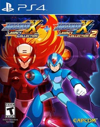 Mega Man X Legacy Collection 2 Trophy Guide