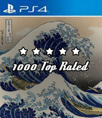 1000 Top Rated Trophy Guide