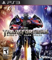 Transformers Rise of the Dark Spark Trophy Guide PS3