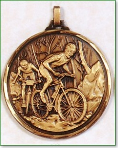 Mountain Bike Medal