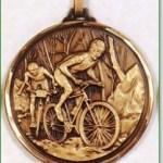 Mountain Bike Medal 1