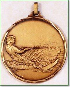 Water Skiing Medal