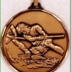 Tug-O-War Medal