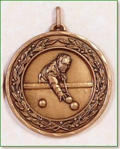 Pool / Snooker Medal - 50mm