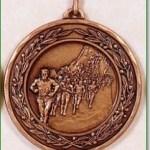 Marathon Medal - 50mm