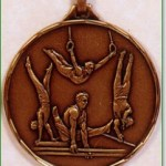 Male Gymnastics Medal 1