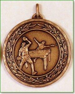 Table Tennis Medal