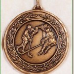 Ice Hockey Medal – 50mm 1