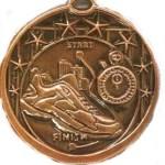 Running Scene Medal