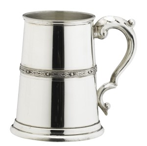 Celtic Band English Pewter Tankards