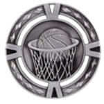 60mm Basketball  Medals  1