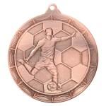 50mm Football Medals