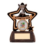 Resin School Trophies For Sports Day