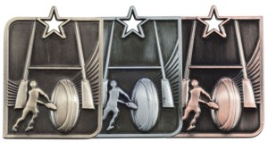 Budget Rugby Medals