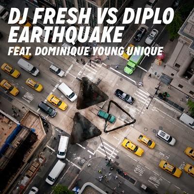 DJ Fresh Diplo Dominique Young Unique