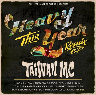 Taiwan MC - Heavy This Year Remix - Cover