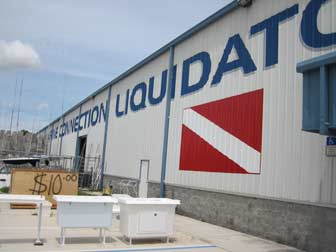 Marine Connection Liquidators Fort Pierce FL