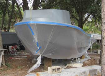 Pec Topsides Tented