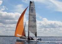 Charlotte Harbor Regatta 2011: Multihull Fleet Racing