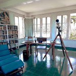 American novelist Ernest Hemingway bought the Finca la Vigía, a villa on a hill in San Francisco de Paula, 15km southeast of Havana